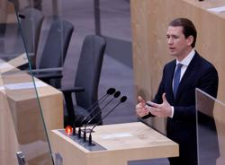 Austrians turn on ex-chancellor's party after corruption claims