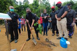 Over 17 million trees planted nationwide, says Takiyuddin
