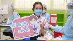 Thailand: 87% of students in Bangkok have received first Pfizer jabs as schools get ready to reopen in November