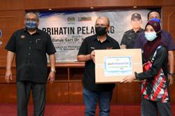 10,000 farmers nationwide benefit from Prihatin Peladan programme, says Nafas director