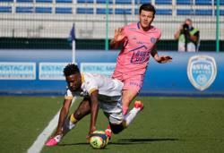 Soccer-Nice suffer second Ligue 1 defeat at lowly Troyes