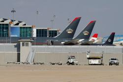 Jordan says no current plans to operate flights with Syria-state news agency