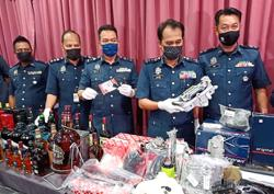 Customs not fooled over 'health drinks'