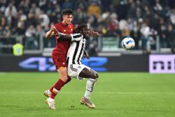 Soccer-Kean goal earns Juventus narrow win over Roma