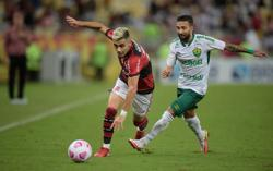 Soccer-Flamengo draw with Cuiaba, miss chance to slash lead at top