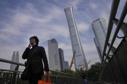 China's economy stumbles on power crunch and property woes