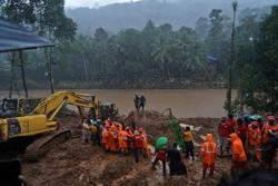 More than 20 dead after floods in south India