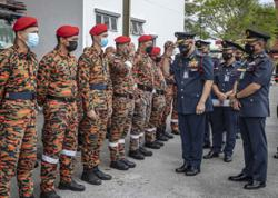 Sarawak Bomba fully geared up to face floods
