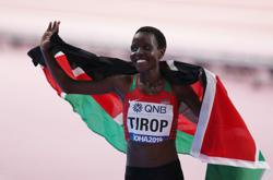 Kenyan court allows police to hold husband of athlete for 20 days