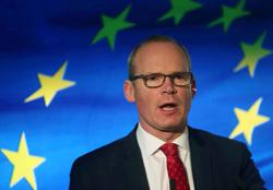 EU, UK must be given time to discuss Northern Ireland- Ireland's Coveney