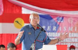 Loyalty of Umno's grassroots will always be appreciated, says party veep