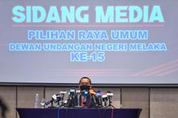 Melaka polls: EC denies reports voters must be fully vaccinated