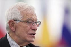 EU's Borrell 'optimistic' about possible new Iran talks