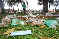 Tourists to Penang leave trail of trash