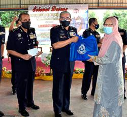 Melaka cops all ready for election