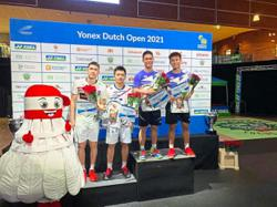 Kian Meng-Wee Kiong fail to shine on their debut in Almere