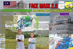 Young innovators in the making in Ranau