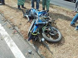 Need to reduce the rate of motorcycle accidents