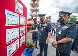 Sarawak geared up for floods as rainy season begins