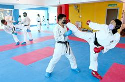 Special needs students aim high for 1st World Deaf Karate Championship