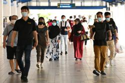 Singapore announces six more Covid-19 deaths and 2,553 new infections on Monday (Oct 18)