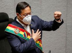 Bolivia government says Haiti-linked group planned 2020 plot against President Arce