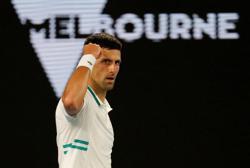 Tennis-Djokovic unsure over Australian Open involvement, won't reveal vaccine status