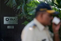 Top executives of SoftBank-backed Ola to exit ahead of potential IPO