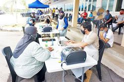 Mobile vaccination drive programme picking up speed in Brunei
