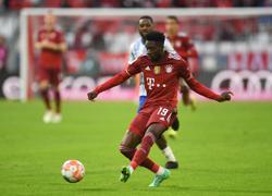 Soccer-Bayern Munich's Goretzka, Davies to miss Benfica trip