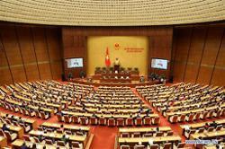 Vietnam's top legislature to discuss socio-economic plans at upcoming session; overcoming Covid-19 situation main agenda