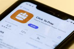 Click to Pray 2.0 - Vatican app gets up close and personal with God