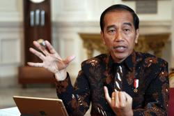 Indonesia's Jokowi urges developed countries to commit to climate funding goals