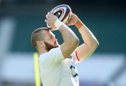 Rugby-England's Cowan-Dickie, Watson to miss November tests
