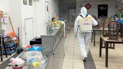 Over 40 premises disinfected in OUG commercial area