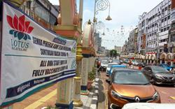 City Hall allocates 80 lots for sole bazaar spot in Little India, Brickfields