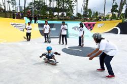 'Come forward to adopt public sports facilities'