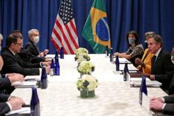 Top U.S. and Brazil diplomats discuss 'unprecedented' migration
