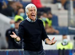 Soccer-Atalanta coach Gasperini braced for Manchester United backlash