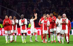 Soccer-Soccer-Ajax keep up 100% record with emphatic Dortmund win