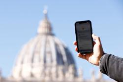 Log-in to God: Vatican relaunches 'Click to Pray' app