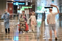 Singapore welcomes 250 passengers on first two flights under expanded VTL scheme