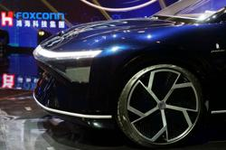 Foxconn sets sights on making EVs in Europe, India, Latin America