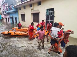 At least 34 dead after floods in north India