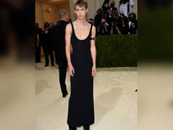 Singer Troye Sivan on why he chose to wear a dress at the Met Gala