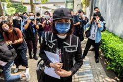 Mother urges Hong Kong to send daughter's killer to Taiwan