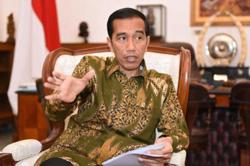 Jokowi enters seventh year on stronger political footing