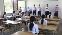 Siem Reap schools begin phased reopening plans