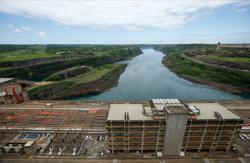 'We don't have water': South American dam faces energy crunch as river ebbs