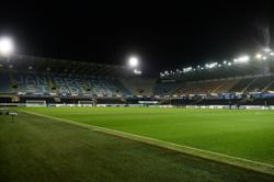 Soccer-Five arrested after Man City supporter attacked